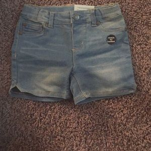 Jean shorts toddler